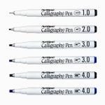 [ARTLINE] 캘리그라피 펜 (1.0~4.0mm)