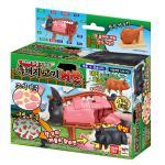 [반다이] 해체퍼즐 시리즈 흑돼지.고기 퍼즐_ 42조각