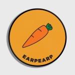 [어프어프] 스마트톡 Carrot-yellow