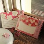 Cherry Blossom Letter Set (편지지)