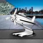 차량용 대시보드 태양열 회전 프로펠러 비행기 방향제
