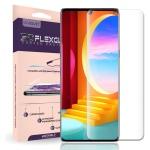 LG VELVET 3D 풀커버 플렉스글라스 강화유리 항균필름
