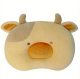 앙팡쉐리_Baby cow Round Pillow