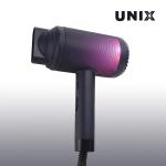 유닉스 오브제 LED 헤어 드라이기 UN-A1918 네이비