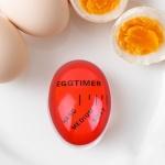 계란 에그 타이머 갓샵 달걀 계란삶기시간 반숙 완숙