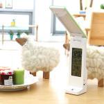 여행용 LED 접이식 휴대용 2단 사각 스텐드midstan-4