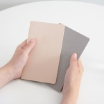 20 HALF DIARY set _cream gray (날짜형)