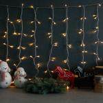 LED 200P 커튼 전구- 3color