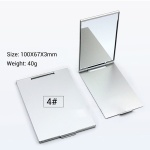 휴대용 탁상 책상 스탠드 접이식 화장 거울 4호