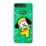 BT21 iPhone8 /7 치미 그래픽 라이팅 케이스 (Hybrid)