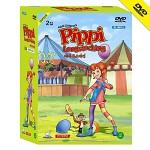 [영어 DVD] Pippi Long Stocking 삐삐롱스타킹 애니메이션 2집(4 disc) /초등영어/유아영어