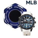 MLB LA 다저스 남여공용 듀얼워치 MLB-LA301-04