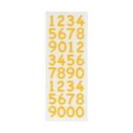 스티커펀 펠트 스티커 (숫자 ZV420)