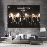 BTS 직소퍼즐 월드투어 포스터 1000피스 3종
