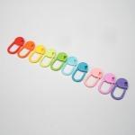 컬러풀 스티치 마커 (10P) - 단수/코수 표시링