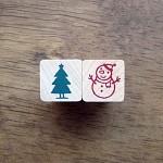 [크리스마스]미니X-Mas(눈사람 and 트리)