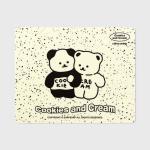 Cookie cream-ivory(마우스패드)