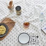 마메종 코튼식탁보(다이아 2인~10인용)