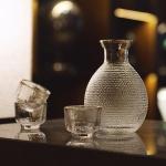 [N365] 레벤호프 골드림 술병 소주잔