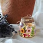 압화유리등 뚜껑형 만들기세트 나연맘 미술놀이