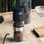 루미 충전식 전자동 커피 그라인더 블랙 B60