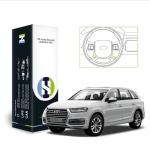 아우디 Q7 2019 자동차용품 PPF 스티어링휠그립 세트