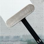 아파트 베란다 창문 방충망 유리창 먼지제거 청소기