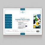 미젤로 종이파레트(20매) MPP-3089 대