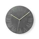 [CONCRETE] ROMAN CLOCK - Dark