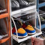 신발 정리함 슈즈박스 슬라이딩 다용도 케이스 EM009