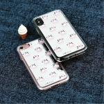 스매스 아이폰8/7 미러그래픽 보호케이스 판다