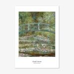 클로드 모네 명화 아트 포스터 32종 (A3사이즈)