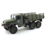 1/16 6x6 군용 육공트럭 비례제어조절 가능 RC 768956
