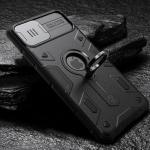 갤럭시 노트20 울트라/슬라이드 그립톡 휴대폰 케이스