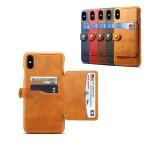아이폰 마그네틱 가죽 카드 수납 지갑 휴대폰 케이스