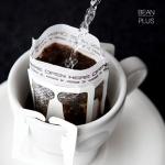 [빈플러스] 일회용 커피 드립백필터 (사각/50매)