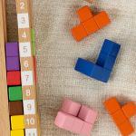 어린이 두뇌 창의력 개발 초등 교구 IQ 아이큐 타워