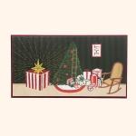 [일러스트 크리스마스카드] 05 내 마음의 별