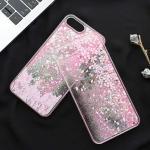핑크 플라워 케이스(아이폰7플러스/8플러스)