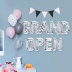 오픈 은박풍선세트 GRAND OPEN