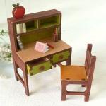 [바우하우스] 하우스 시리즈 : 책상의자