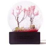 스노우 워터볼 4계절 시리즈-봄날의 벚꽃