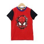 [Marvel 正品] Spiderman patch tee