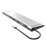 벤션 10in1 C타입 멀티허브 HDMI 이더넷 컨버터