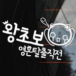 영혼탈출직전 - 초보운전스티커(424)