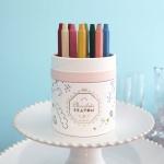 Cake Crayon