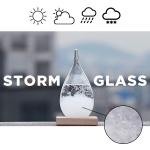 스톰글라스 날씨예측 템포드롭 인테리어 소품