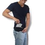 팩세이프 캐쉬세이프 25 (여행용 지갑용 벨트)