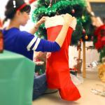 초대형 크리스마스 양말