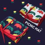 피크닉매트 튤립 L -2color